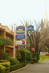 Best Western Cathedral Motor Inn - Tourism Adelaide