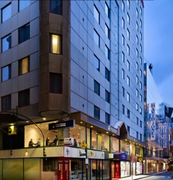 Mercure Hotel Welcome Melbourne - Tourism Adelaide