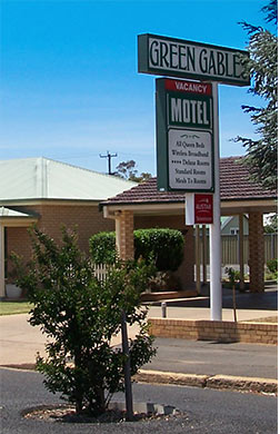 Green Gables Motel - Tourism Adelaide