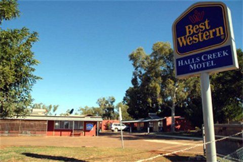 Halls Creek Motel - Tourism Adelaide