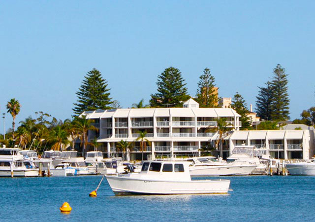 Pier 21 Apartment Hotel Fremantle - Tourism Adelaide