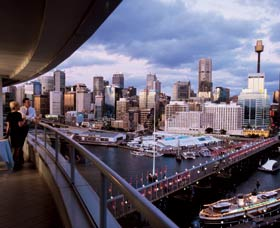 Grand Mercure Apartments Darling Harbour - Tourism Adelaide