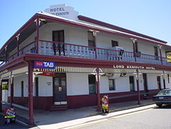 Lord Exmouth Hotel - Tourism Adelaide