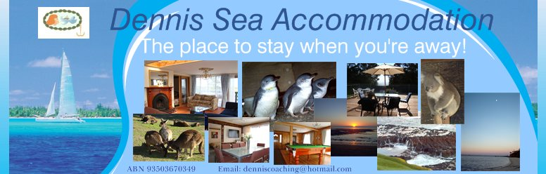Dennis Sea Accommodation Phillip Island - Tourism Adelaide