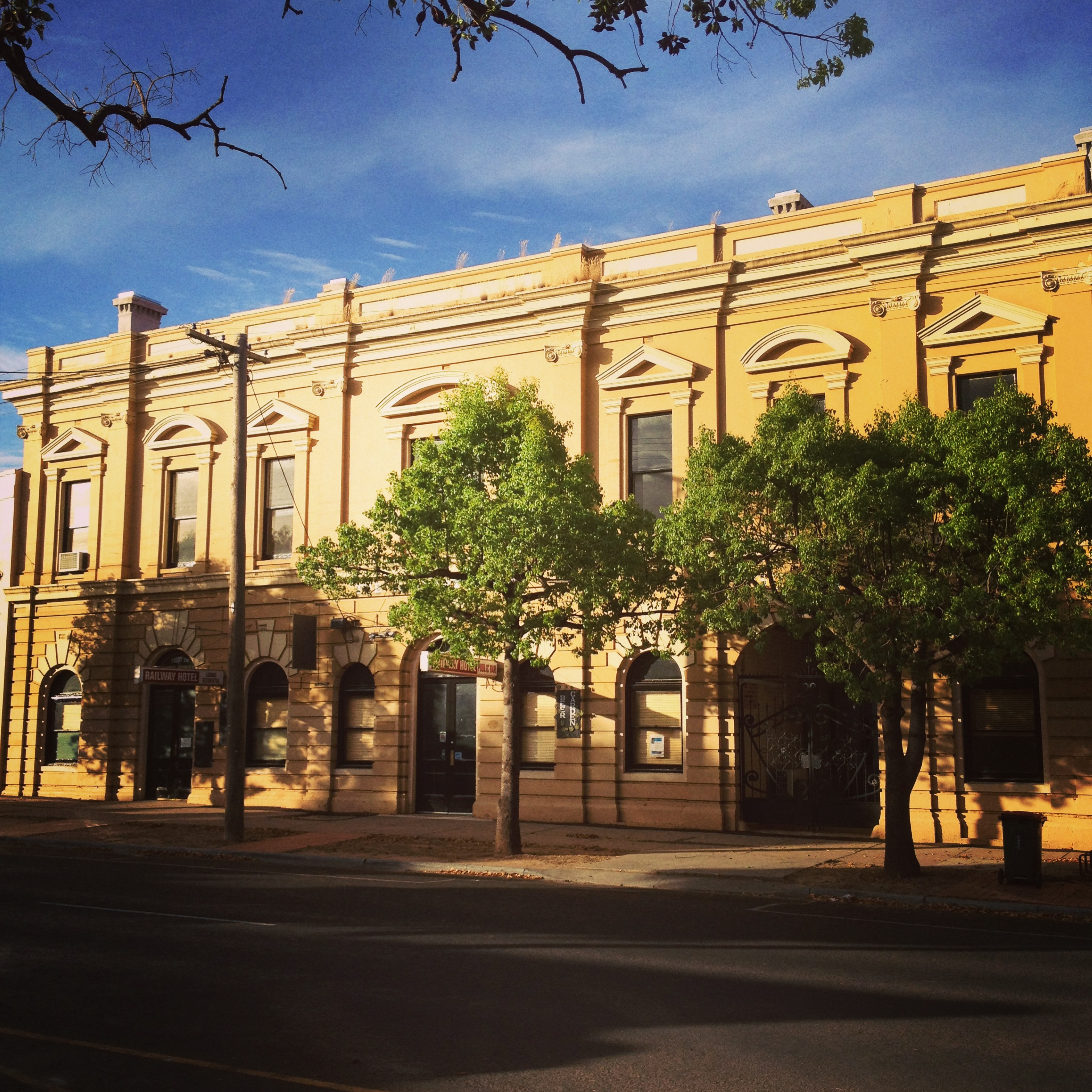 Railway Hotel Dunolly - Tourism Adelaide