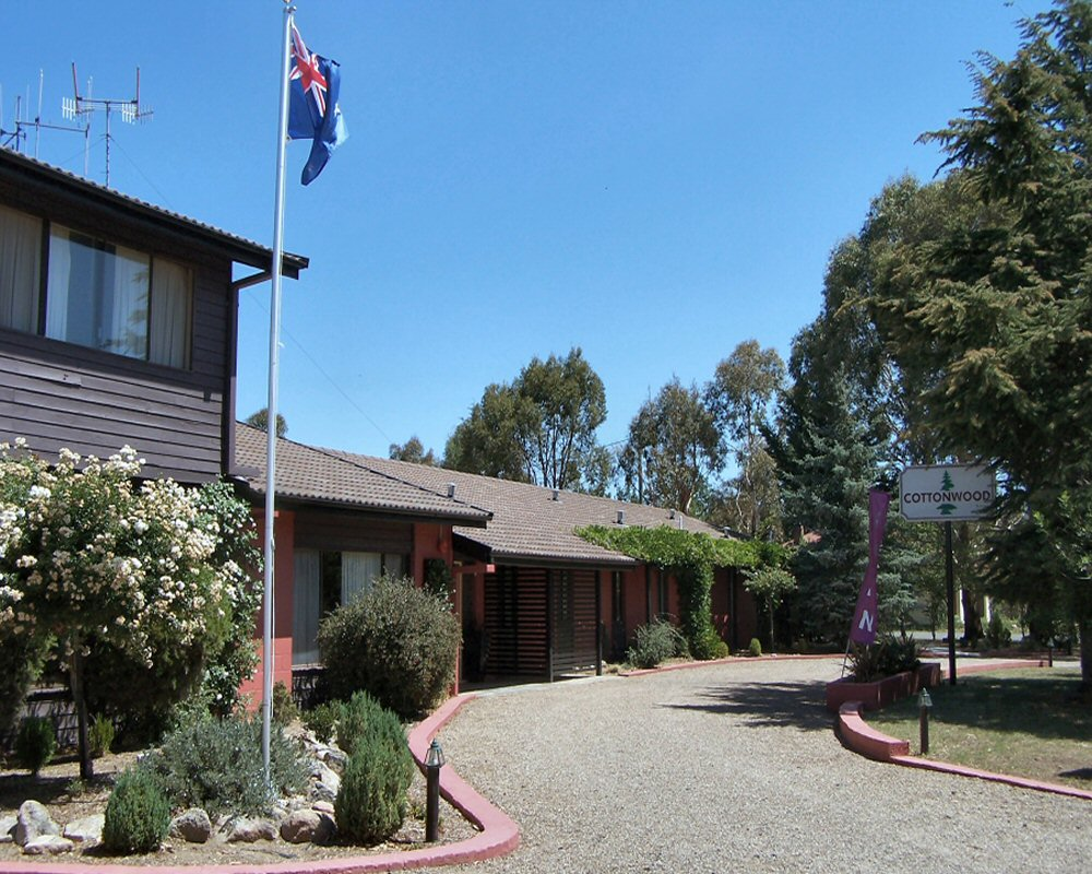 Cottonwood Lodge Motel - Tourism Adelaide