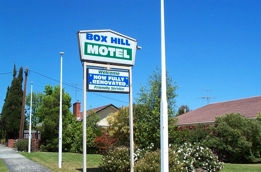 Box Hill Motel - Tourism Adelaide