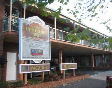 Templers Mill Motel - Tourism Adelaide