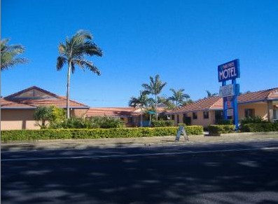 Twin Pines Motel - Tourism Adelaide