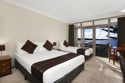 Waters Edge Country Comfort - Tourism Adelaide
