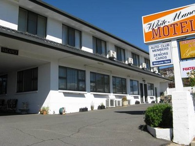 White Manor Motel - Tourism Adelaide
