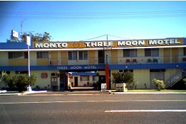 Monto Three Moon Motel - Tourism Adelaide
