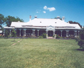 Coombing Park Homestead - Tourism Adelaide