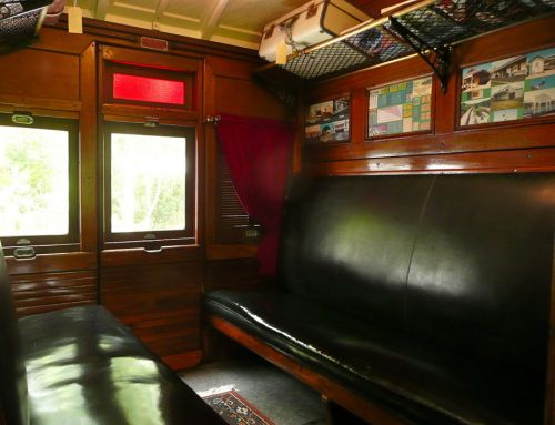 Mt Nebo Railway Carriage amp Chalet - Tourism Adelaide