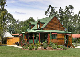 Mystic Mountains Holiday Cottages - Tourism Adelaide