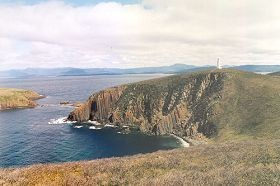 Cape Bruny Lightstation-No.2 Qtrs