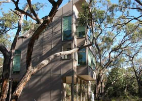 Aquila Eco Lodges - Tourism Adelaide
