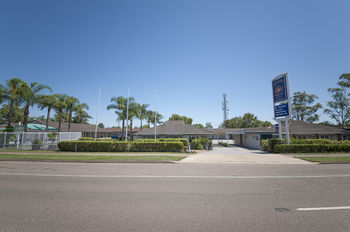 Colonial Terrace Motor Inn - Tourism Adelaide