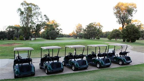Deniliquin Golf Leisure Resort - Tourism Adelaide