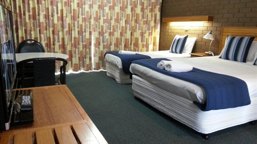 Barooga Country Inn Motel - Tourism Adelaide