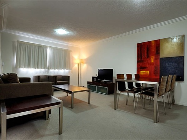 Gabba Central Apartments - Tourism Adelaide