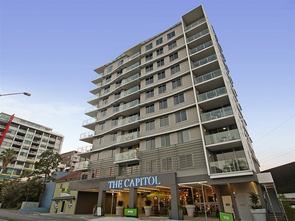 The Capitol Apartments - Tourism Adelaide