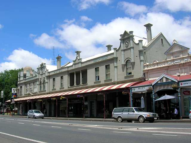 Commercial Hotel Camperdown - Tourism Adelaide