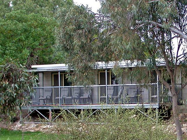 Donald Riverside Motel - Tourism Adelaide
