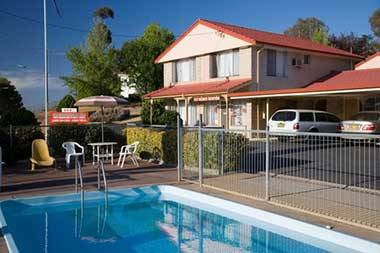 Econo Lodge Alabaster - Tourism Adelaide