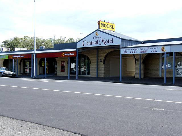 Gin Gin Central Motel - Tourism Adelaide
