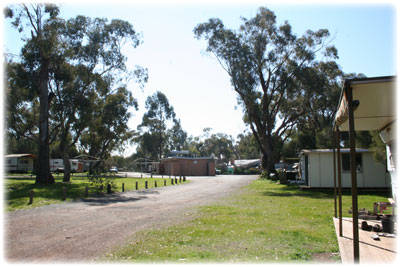 Lake Waranga Caravan Park  Holiday Camp - Tourism Adelaide
