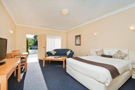 Nagambie Waterfront Motel - Tourism Adelaide