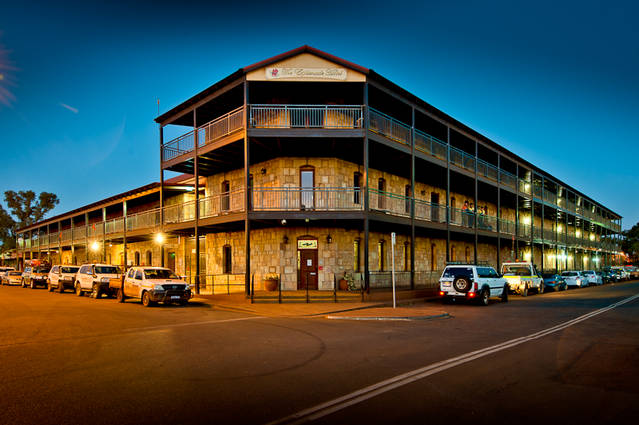 The Esplanade Hotel Port Hedland - Tourism Adelaide