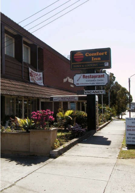 Town  Country Motel - Tourism Adelaide