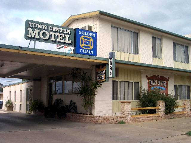Town Centre Motel - Tourism Adelaide