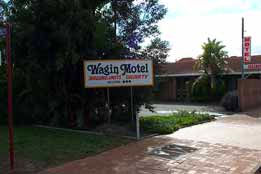 Wagin & Mitchell Motel's