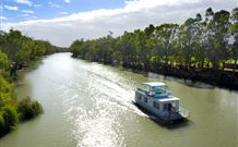 Edward River Houseboats - Tourism Adelaide