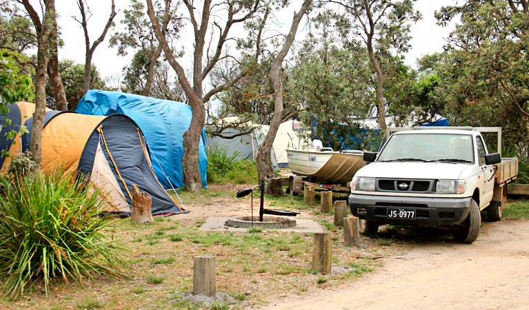 Picnic Point campground - Tourism Adelaide