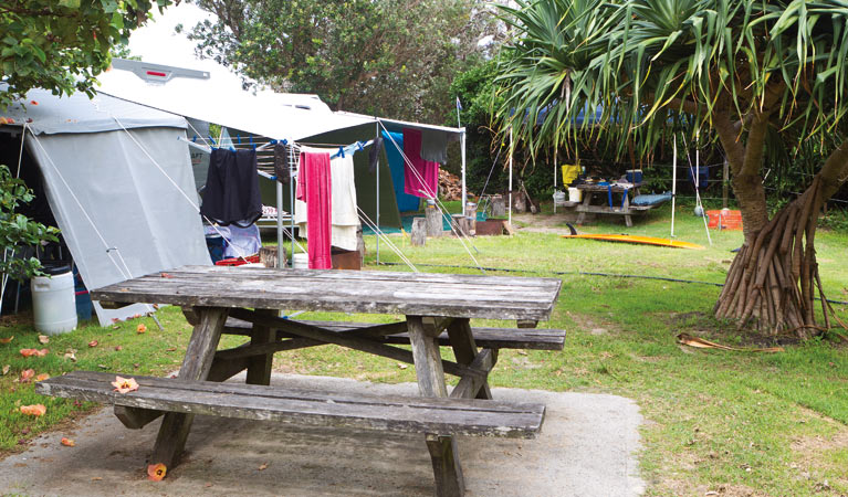 Sandon River campground - Tourism Adelaide