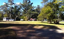Shallow Crossing Campground - Tourism Adelaide