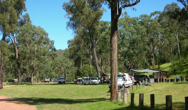 Washpools campground - Tourism Adelaide