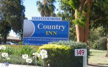 Barooga Country Inn Motel - Barooga - Tourism Adelaide