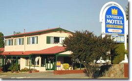 Sovereign Motor Inn Cooma - Tourism Adelaide