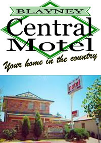 Blayney Central Motel - Tourism Adelaide