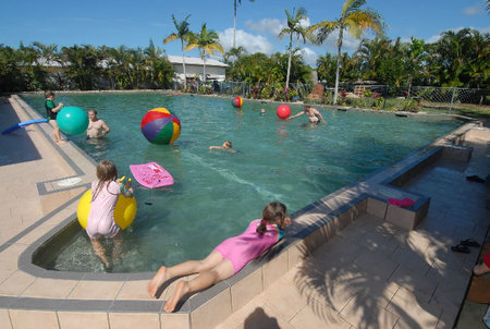 Kurrimine Beach Holiday Park - Tourism Adelaide