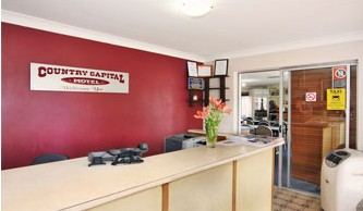 Country Capital Motel - Tourism Adelaide