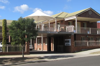 Golf Links Motel - Tourism Adelaide