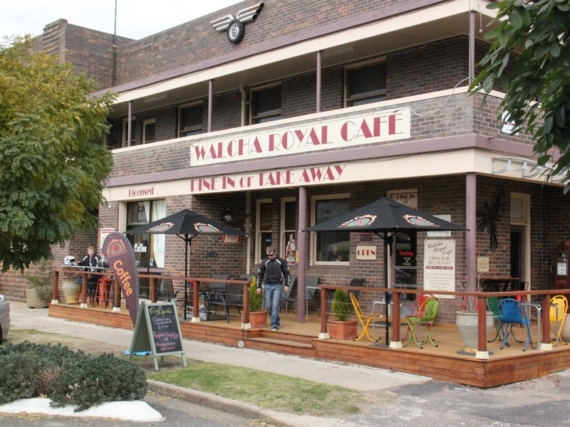 Walcha Royal Cafe and Boutique Accommodation - Tourism Adelaide