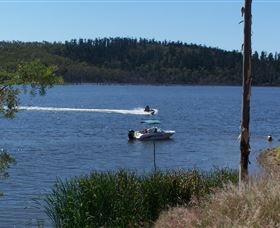 Paradise Dam Recreation Park - Tourism Adelaide