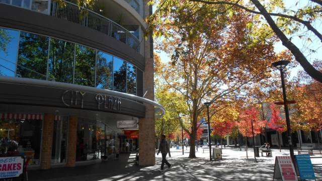 Canberra Wide Apartments - City Plaza - Tourism Adelaide